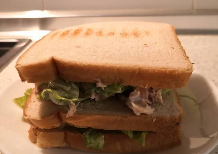 Sándwich atún 🙄