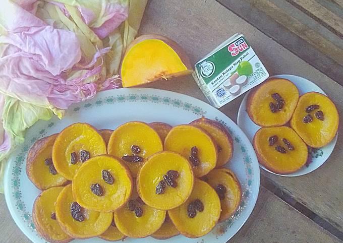 Resep Kue Lumpur Labu Kuning Simpel Tanpa Mixer, Lezat Sekali