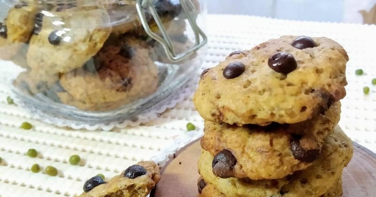 25 Resep Cookies Kacang Hijau Enak Dan Sederhana Ala Rumahan Cookpad