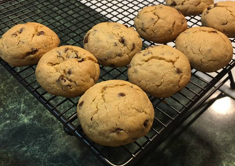 Recipe: Appetizing Chocolate Chip Cookies