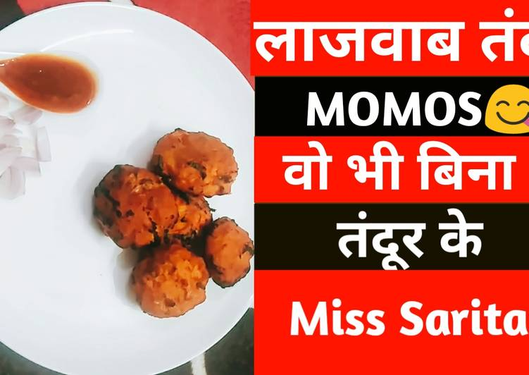 5 Minute Recipe of Cooking Tanduri momos Recipe