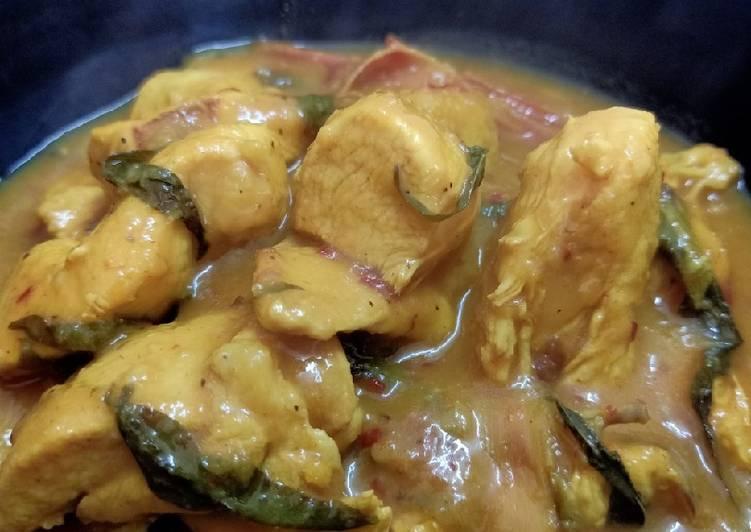 Ayam Masak Tempoyak - velavinkabakery.com