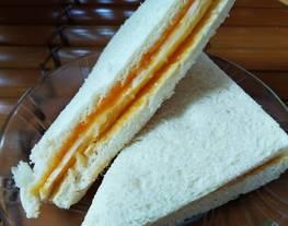 Roti kaya butter keju