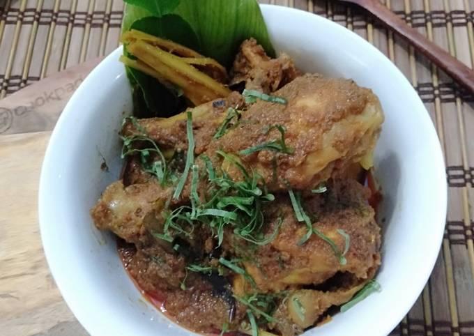 Rendang Ayam