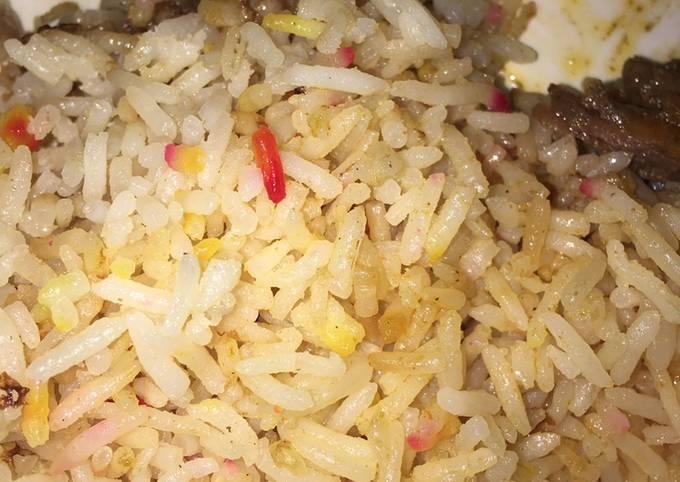 Resep Nasi Minyak yang Bikin Ngiler