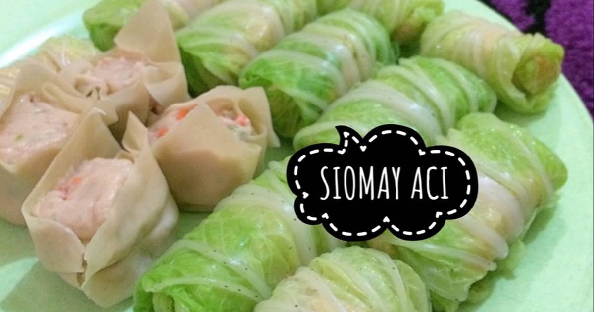 Resep Siomay Aci Oleh Febbiebi Cookpad