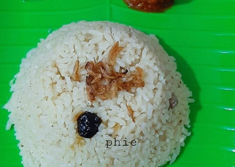 Nasi Minyak Samin
