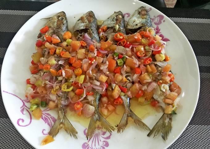 Makanan Khas Maluku, Ikan Dabu-Dabu
