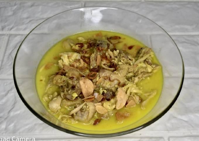 Opor Ayam Suwir