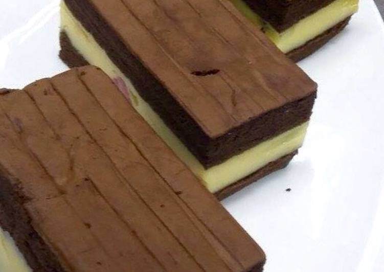Resep Cake Puding Diplomat Oleh Tiara Putri Wibowo Cookpad