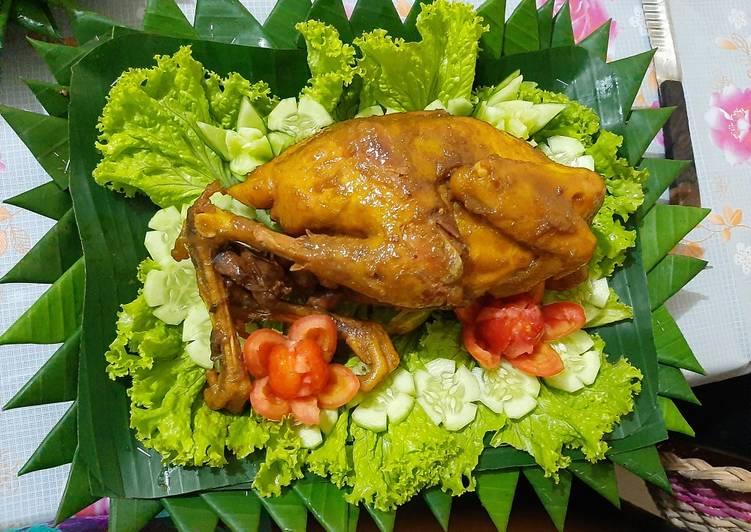 Ingkung ayam