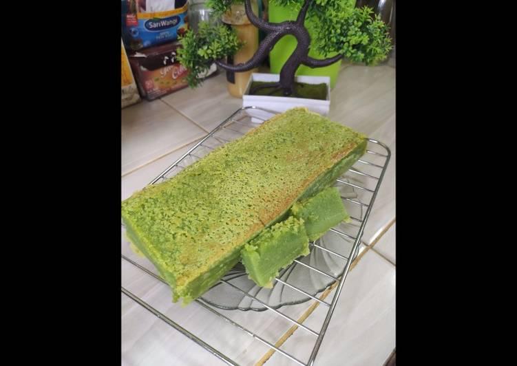 cara bikin Bolu koja khas palembang - Sajian Dapur Bunda