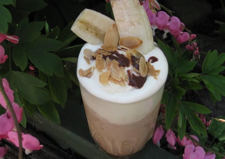 Chocolate & Coffee Frappuccino