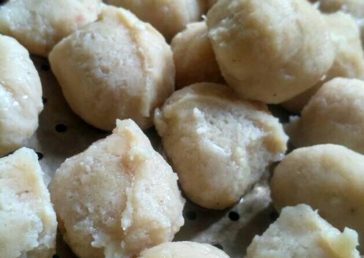 10. Resep Bakso Ayam muRmer