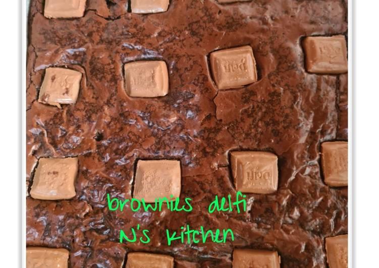 Brownies delfi