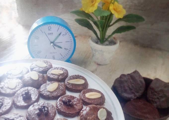 Cookies Coklat Simpel🍫🍫🍫