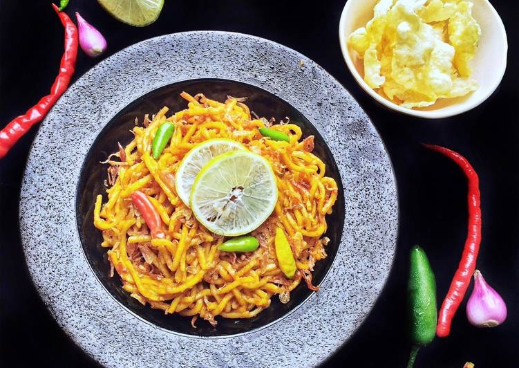 Mie Aceh (Bumbu Home-Made)