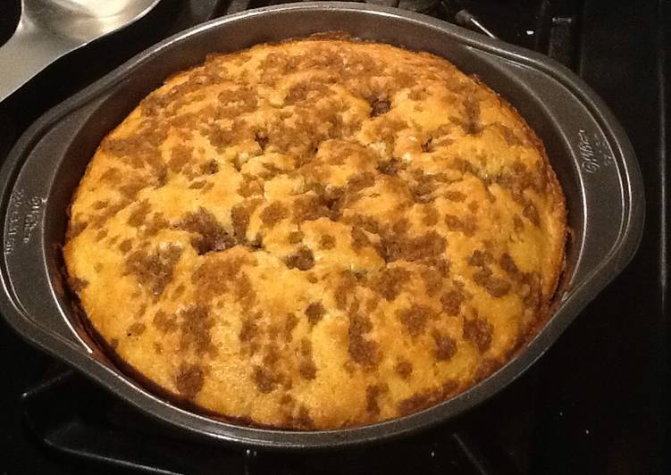 What are some Dinner Easy Favorite Moma's Coffee Cake
