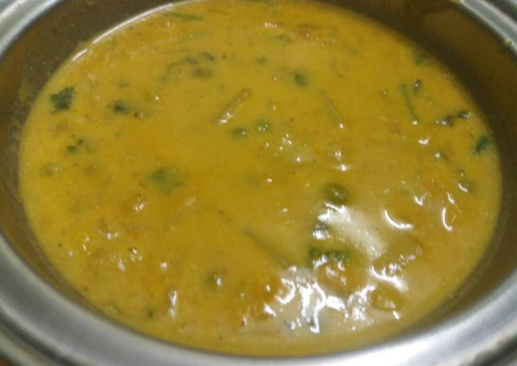 Recipe of Speedy Peas kuruma