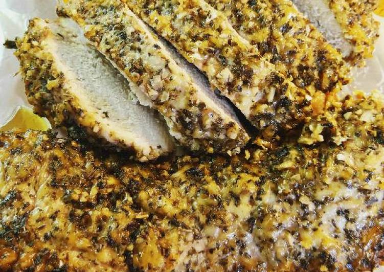 Easiest Way to Prepare Any-night-of-the-week Crockpot Parmesan Honey Pork loin Roast