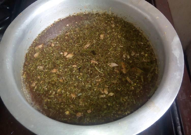 Easiest Way to Prepare Award-winning Super Herbal Tea