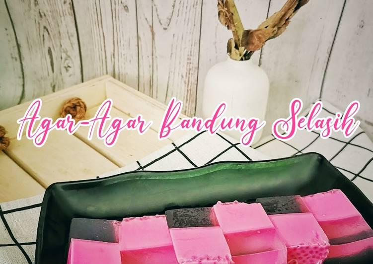 Agar-Agar Bandung Selasih - resepipouler.com
