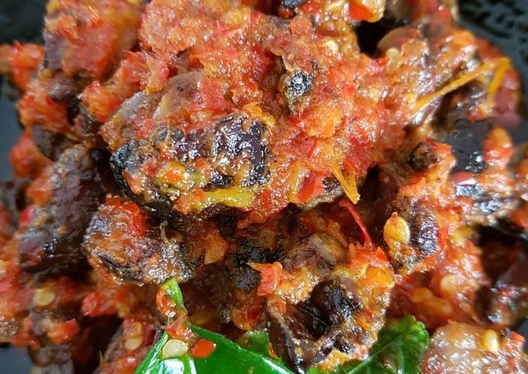 Bagaimana Cara Membuat Sambal Ati Ampela Padang Paling Enak Resep Masakanku