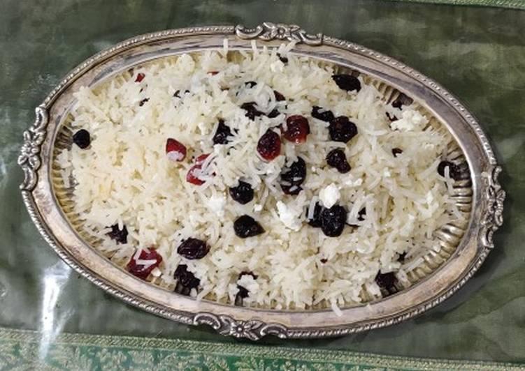 Cranberry Muzaafar