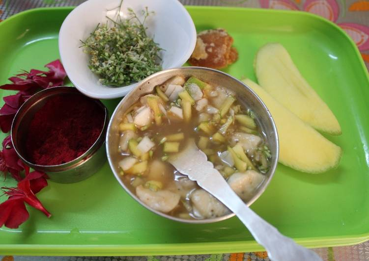 Ugadi Pachadi (Special Dish for Telugu New Year)