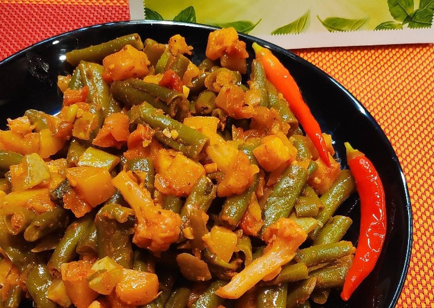 особенность тушеные овощи в казане рецепт с фото грузия