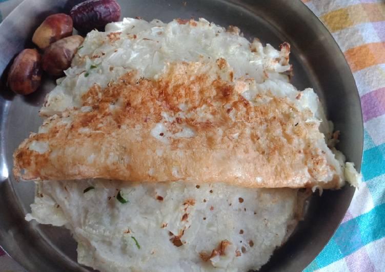 Rava pudlas (leftover cabbage)