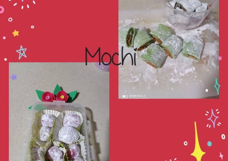 Mochi - cookandrecipe.com