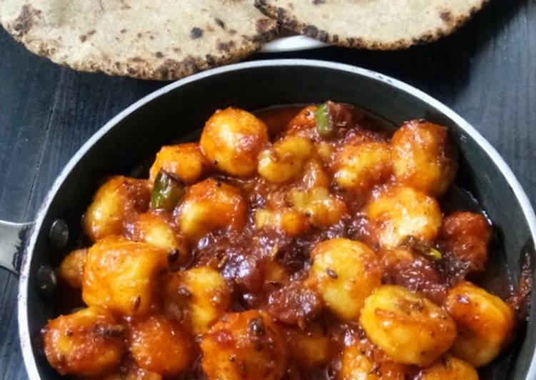 Turn to Food to Elevate Your Mood Achaari Kela