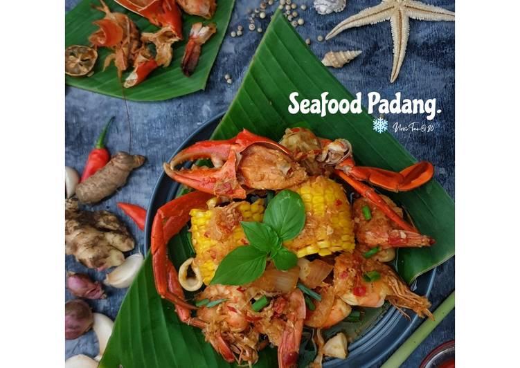 223. Seafood Saus Padang |海鲜辣椒酱