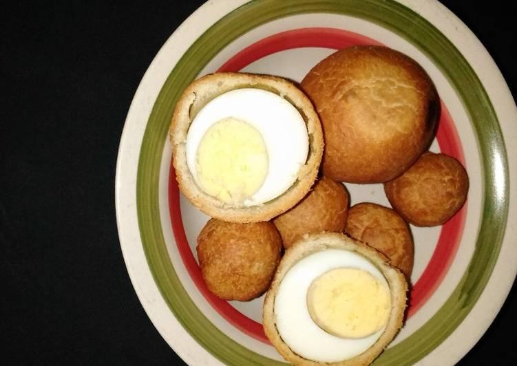 How to Make Homemade Appetizing Egg. Roll