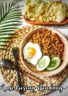 Resep Dan Cara Memasak Nasi Goreng Rendang Enak banget