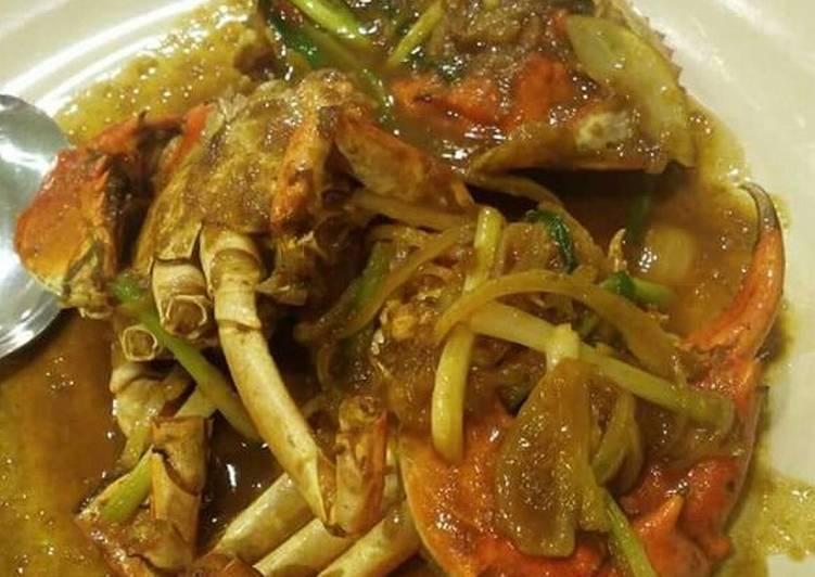 Cara Membuat Resep Yummy Dari Kepiting saos Mentega