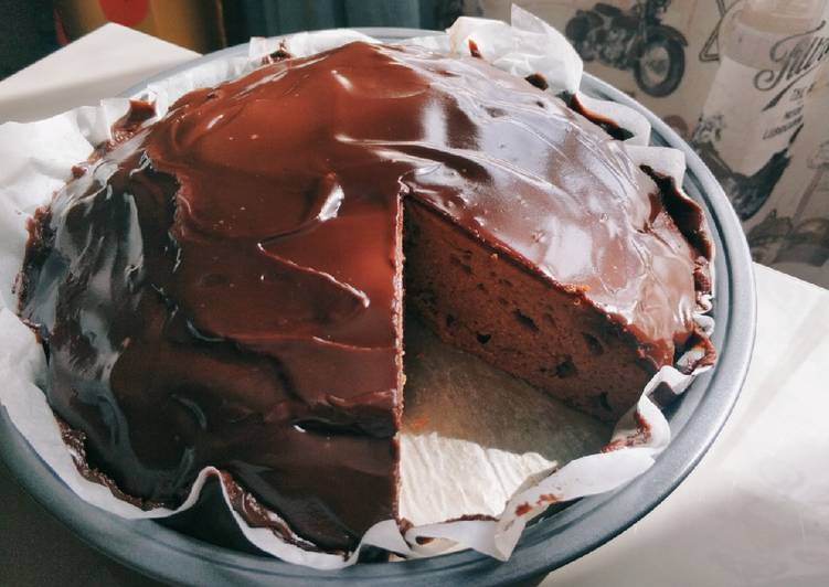 Simple Way to Make Any-night-of-the-week Chocolate cake