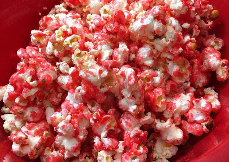 How to Prepare Speedy Red hot popcorn