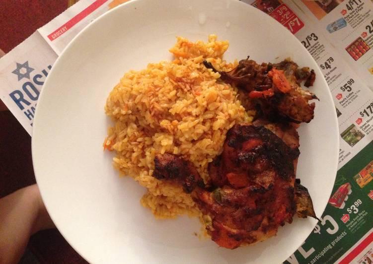 Curry Chicken n Rice