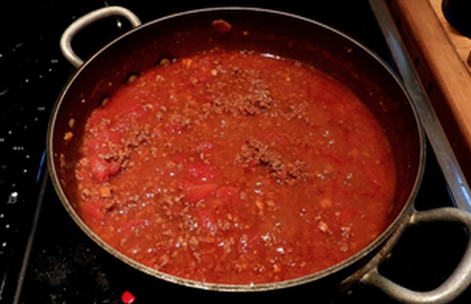 Recipe of Jamie Oliver Bolognese Sauce