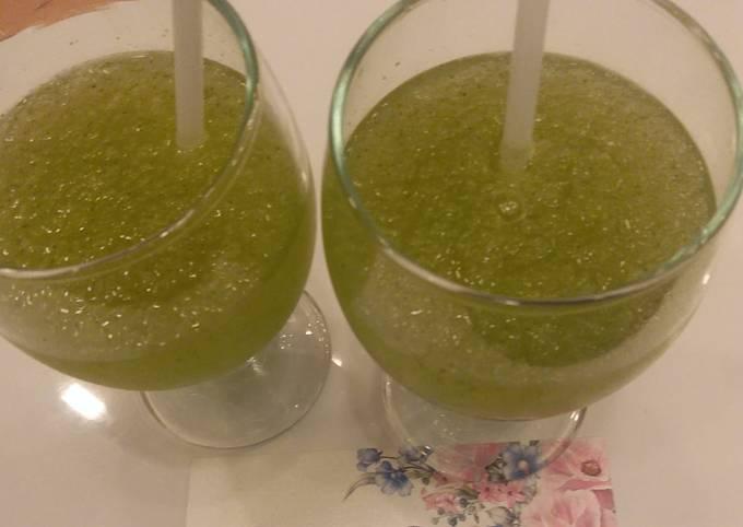 Mint Lemonade #EIDMEETUP