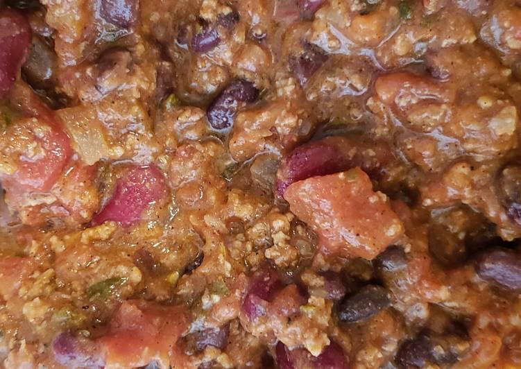 Recipe of Super Quick Homemade Chili