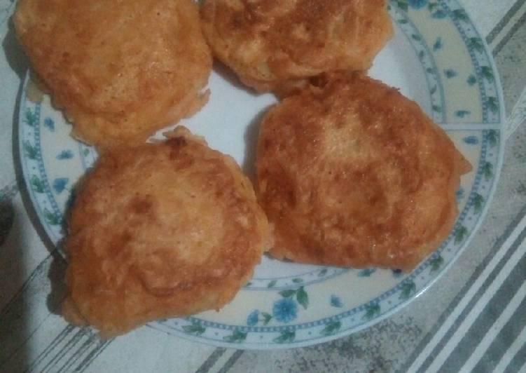 recette Beignets de pomme de terre Le plus simple