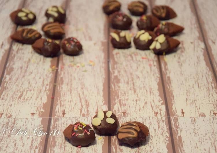Ricetta Madeleines al cioccolato