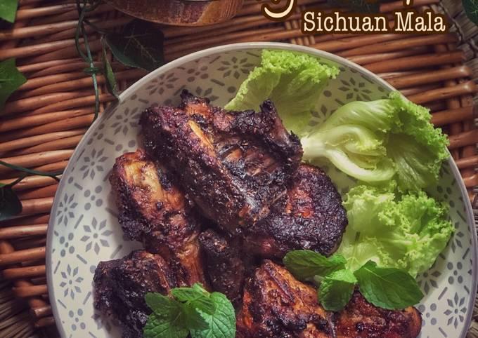 Ayam Bakar Sichuan Mala
