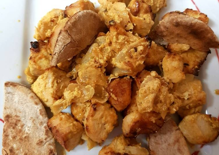 How to Make Homemade Chicken Shawarma. 😁