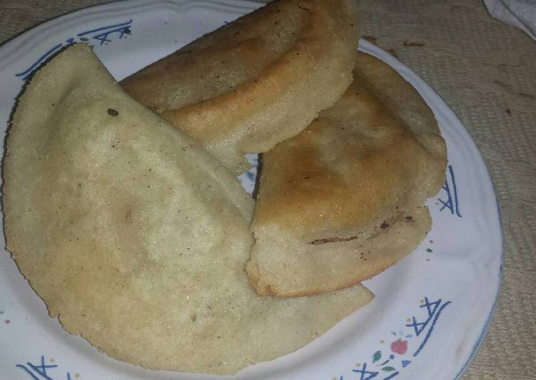 Empanadas de maíz