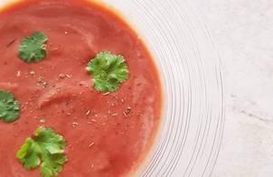 Soup Củ Dền - Beetroot Soup