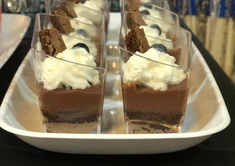 Chocolate Delight Recipe By Rehana Wasim Cookpad